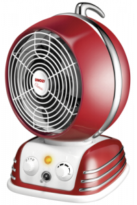 Obrázok pre Unold 86203 Heater Classic Red