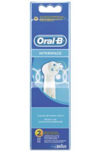 Obrázok pre Braun Oral-B electric toothbrush head Interspace 2-parts